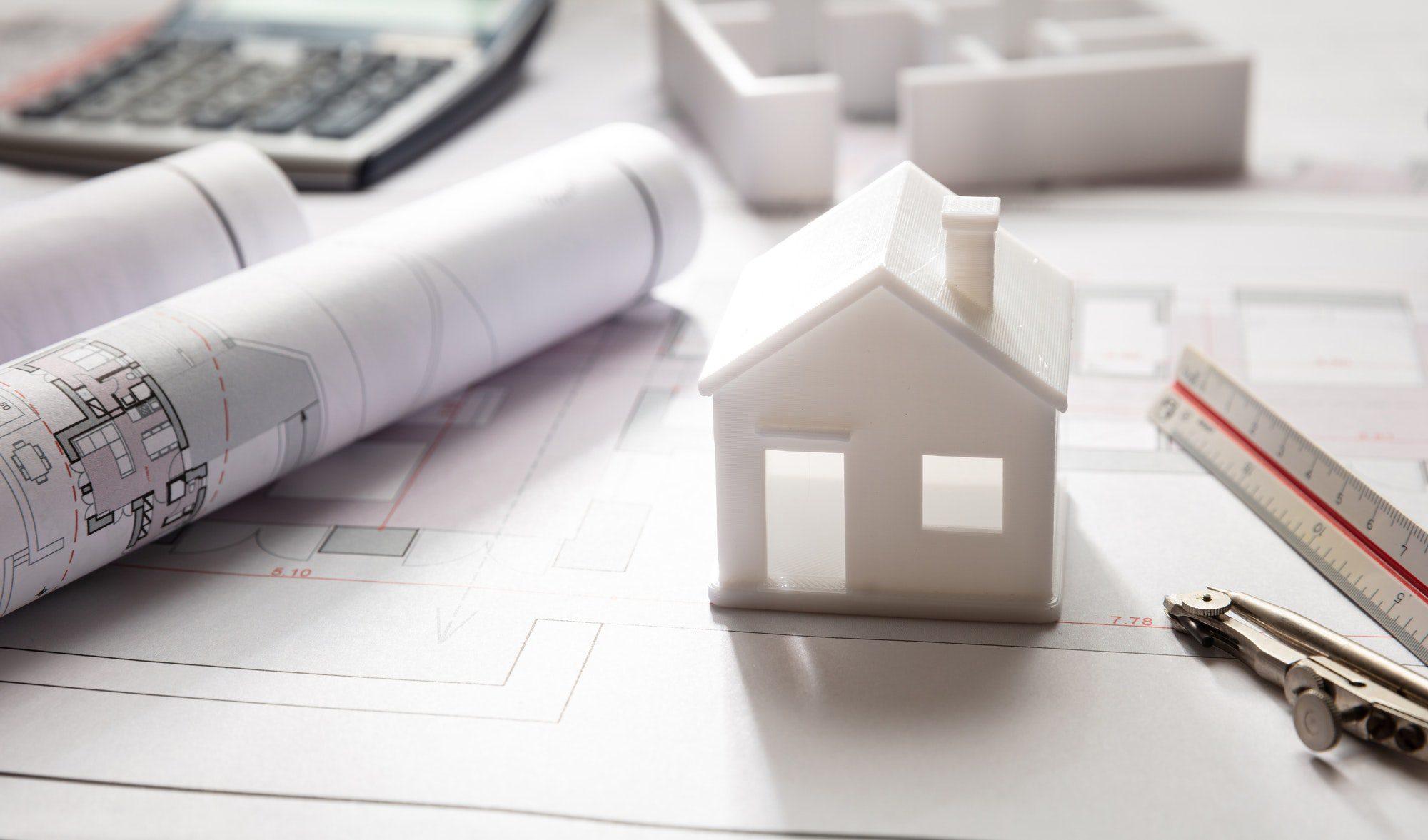 Faire construire sa maison papier administratif