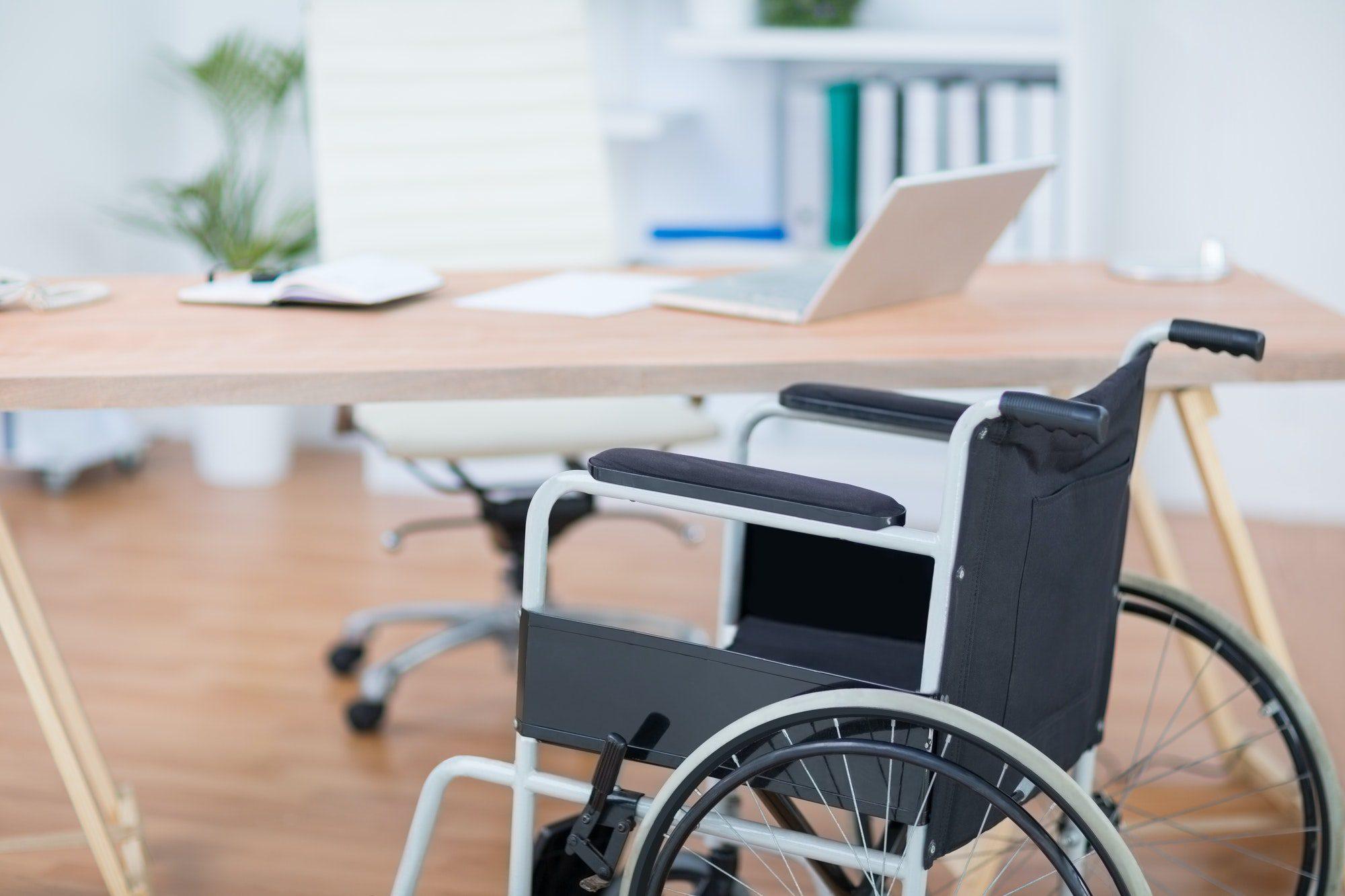 accès handicapé permis de construire